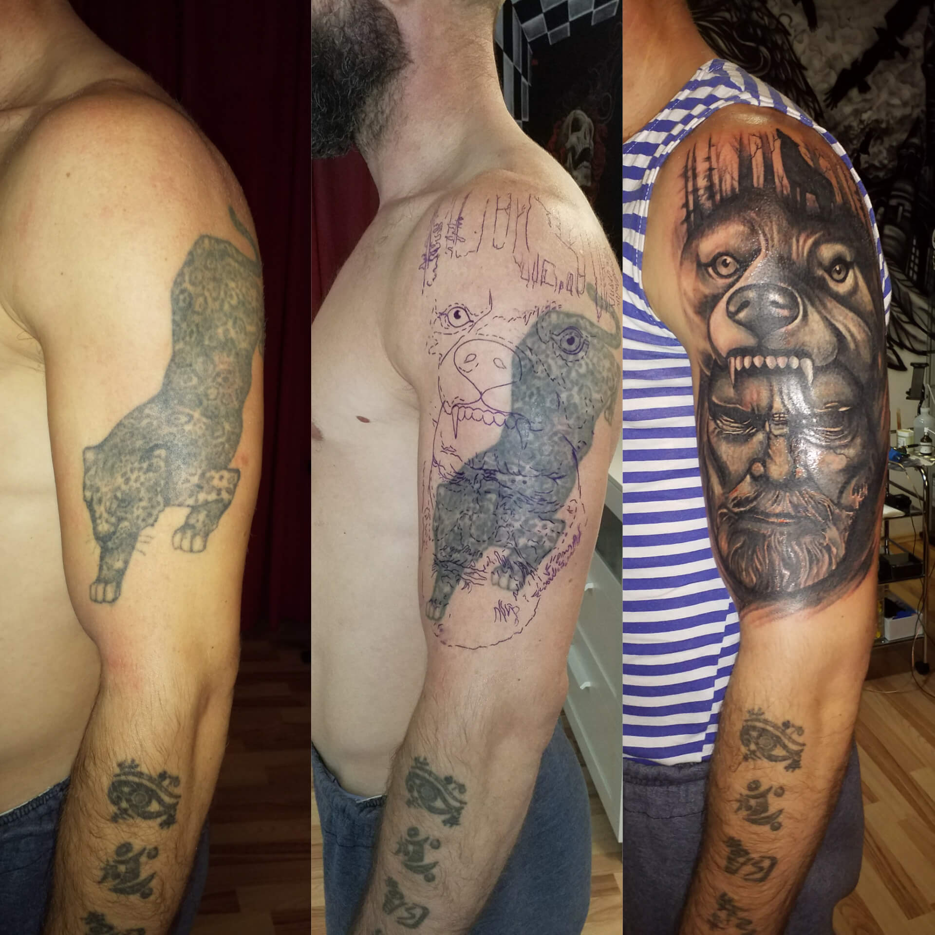 Cover-UP 54